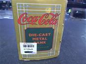 COCA COLA Miscellaneous Toy DIE-CAST METAL BANK